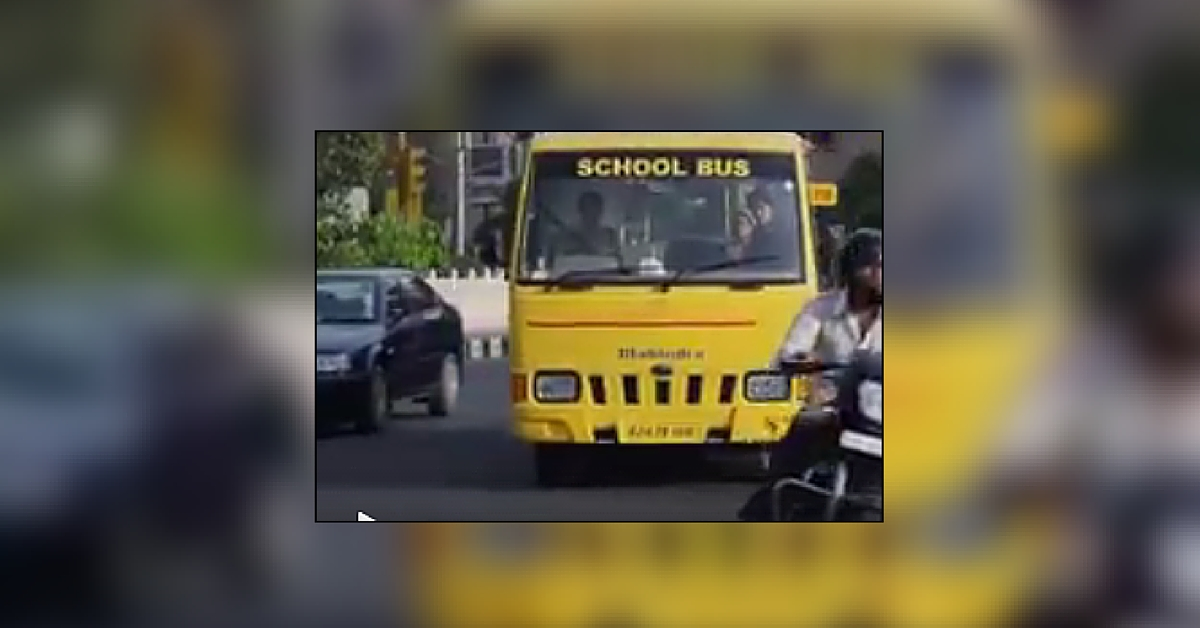 VIDEO: School-On-Wheels Offers Free Rehabilitation for Differently-Abled Underprivileged Children