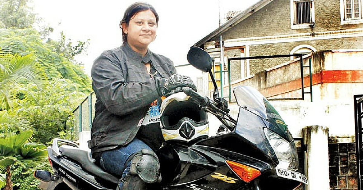 VIDEO: Biker Urvashi Patole to Lead First-Ever Himalayan Odyssey-Women Event