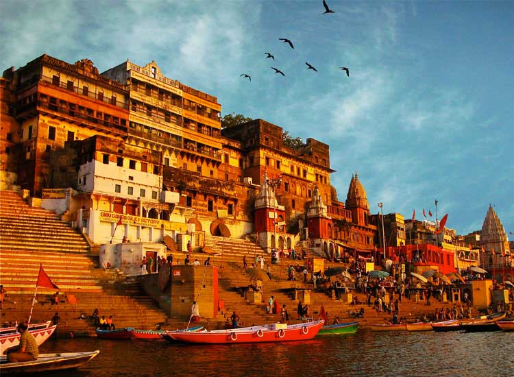 Beyond Eternal: Discover India's 12 Oldest Living Cities