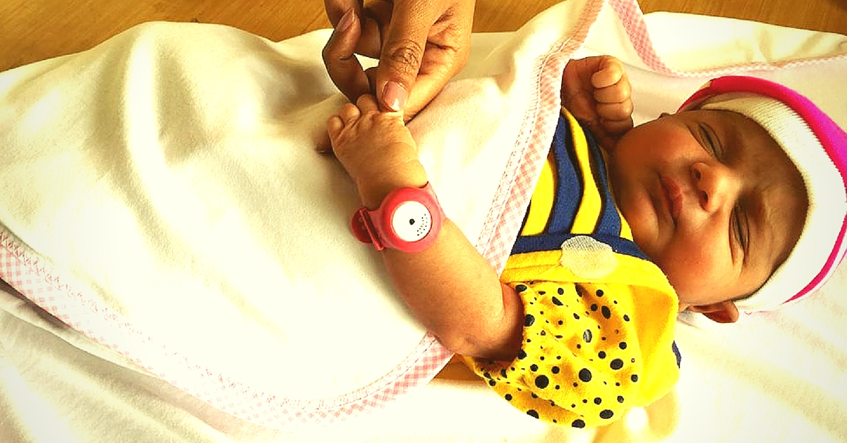 How a Tiny Bracelet Can Save Millions of Newborn Babies Every Year in India