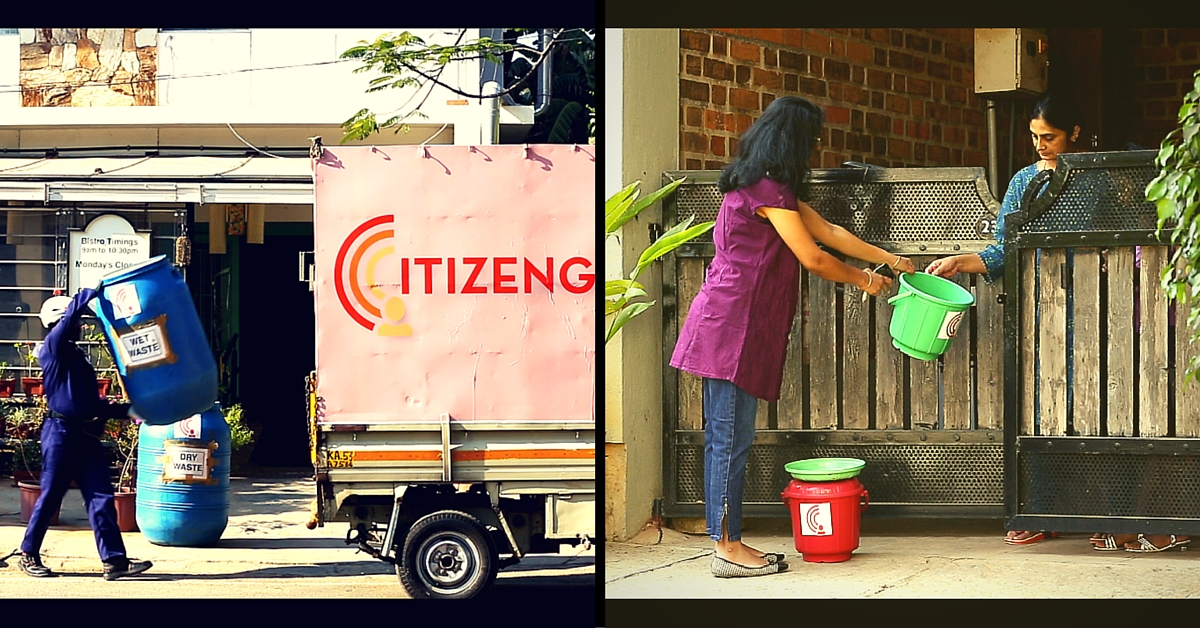 This Company Brings Waste Collectors & Generators on One Platform to Help Keep Bengaluru Clean