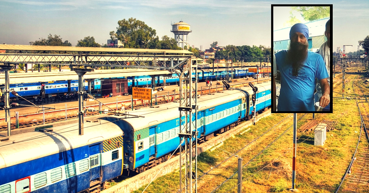 MY STORY: Learning Why This Businessman Goes Daily to the Pipariya Railway Station Blew My Mind