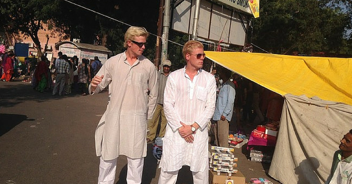 From Hailing Autos to Becoming Bollywood Film Actors, These Two Swedes Are Mumbaikars Now!