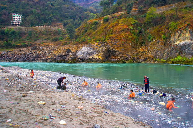 Himachal's 7 Natural Hot Springs Are Perfect for Some Water Therapy