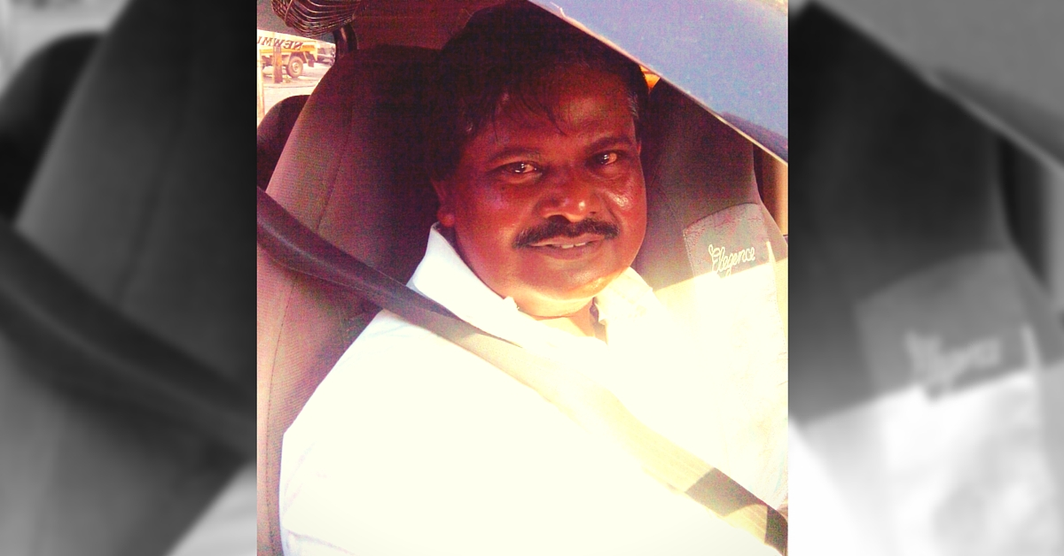 Here's Why Mumbai Taxi Driver Gadadhar Mandal Is One of India's Most Honest Men