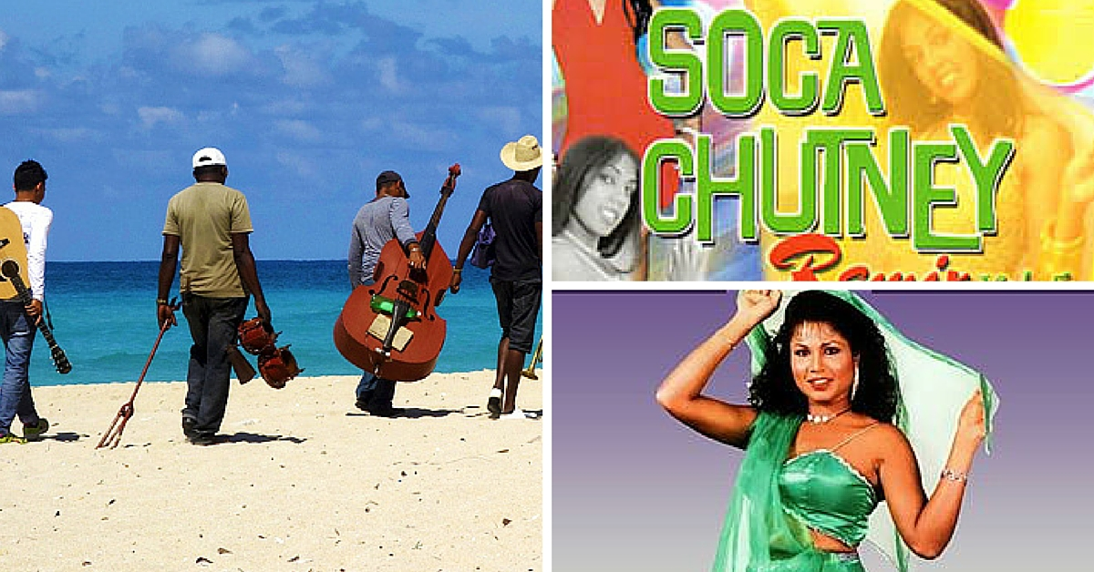 Listen to Some Chutney Music Today – A Vibrant Mix of Bhojpuri Beats and Caribbean Calypso