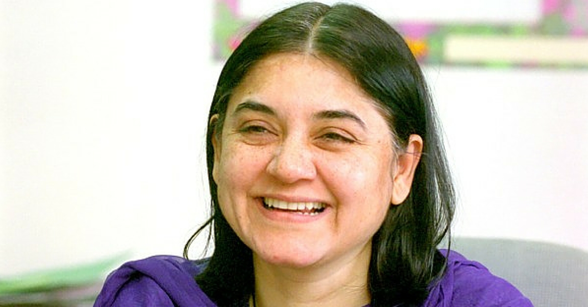 Maneka Gandhi Asks Women Facing Online Abuse To Use #IAmTrolled And Inform Her, Promises Action!
