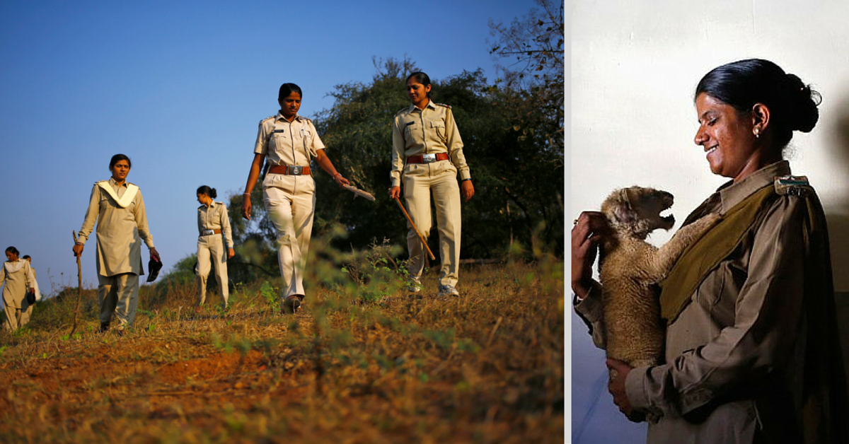 Guardians of Gir: This All-Female Wildlife Rescue Team Is Unlike Any in the World