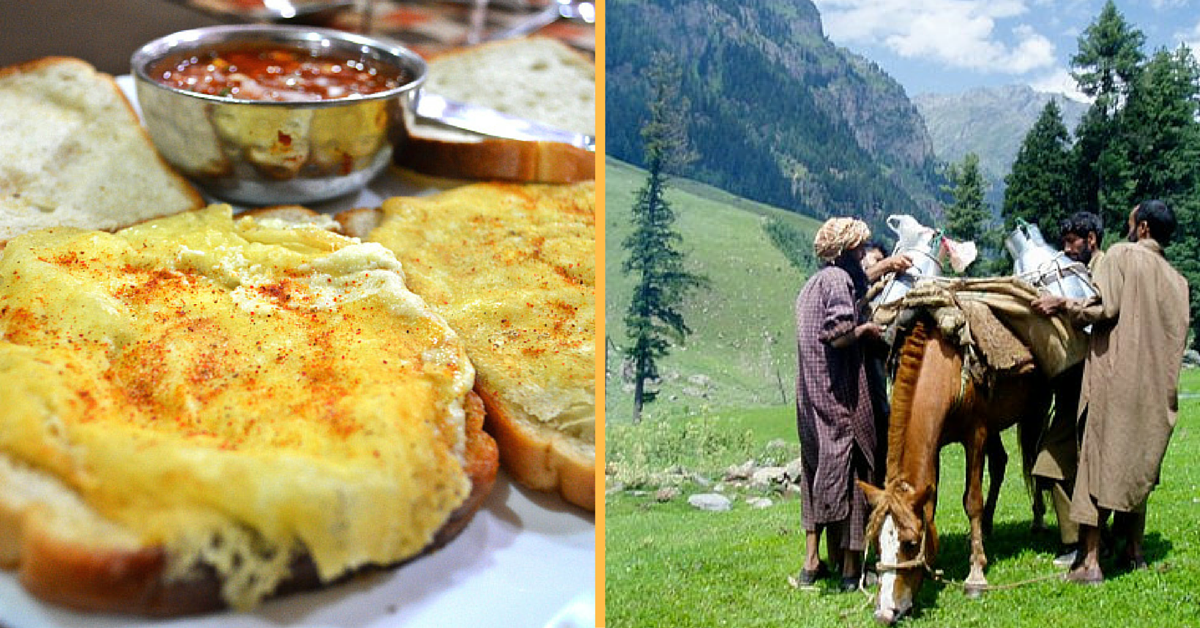 This Traditional Kashmiri Cheese Is One of the Most Unique in the World