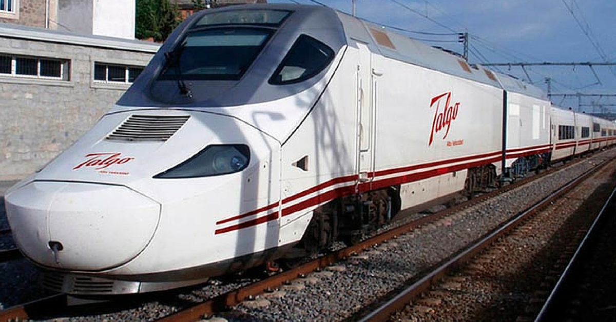 Talgo Zips Between Mathura and Palwal in 38 Mins, With a Record Breaking Speed of 180 kmph!