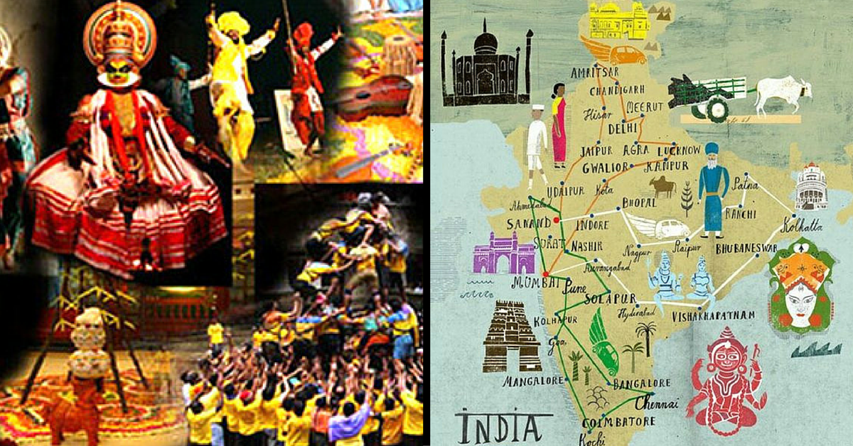 55 Lakh Artists Have Joined Hands With the Government to Map the Cultural Heritage of India