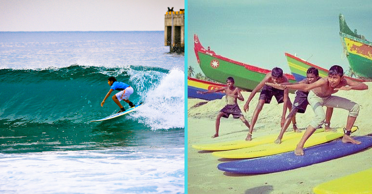 Surf's up: A Beginner's Guide to Surfing in India