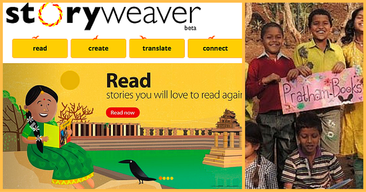 This Innovative Platform Ensures That Kids in India Have Access to Stories in Their Mother Tongue