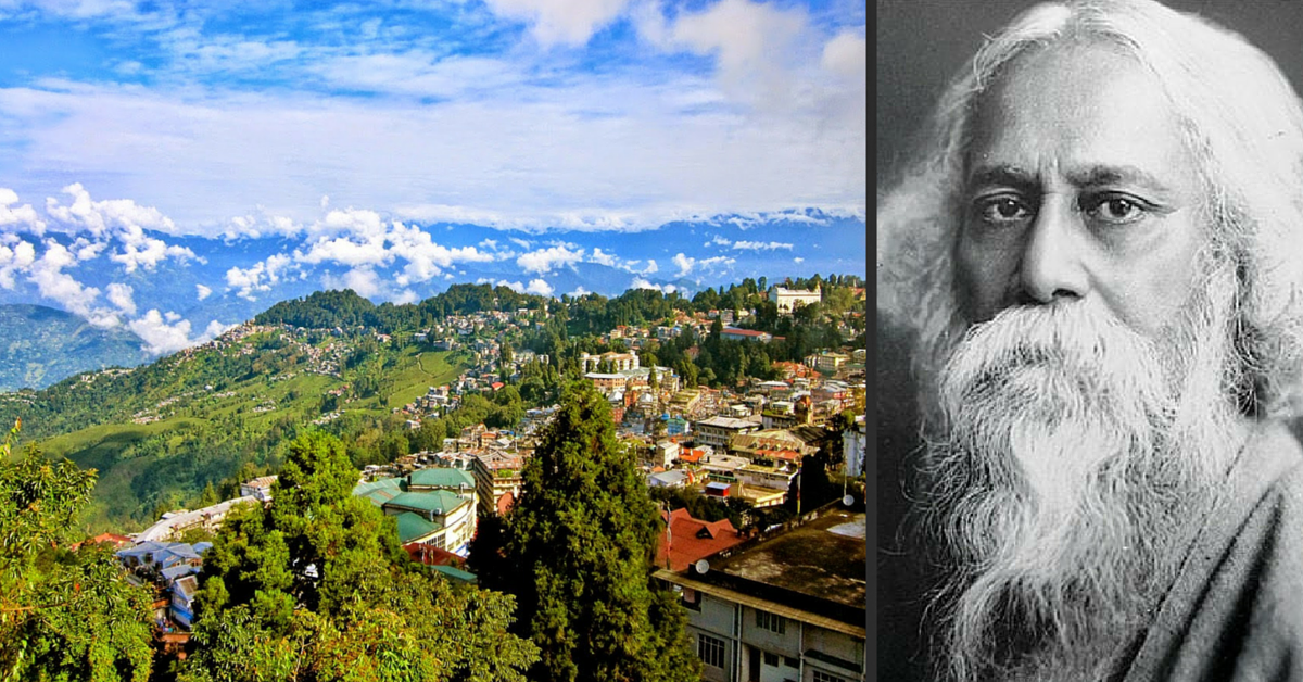 This Little Known Himalayan Village Was the Much-Loved Summer Retreat of Rabindranath Tagore