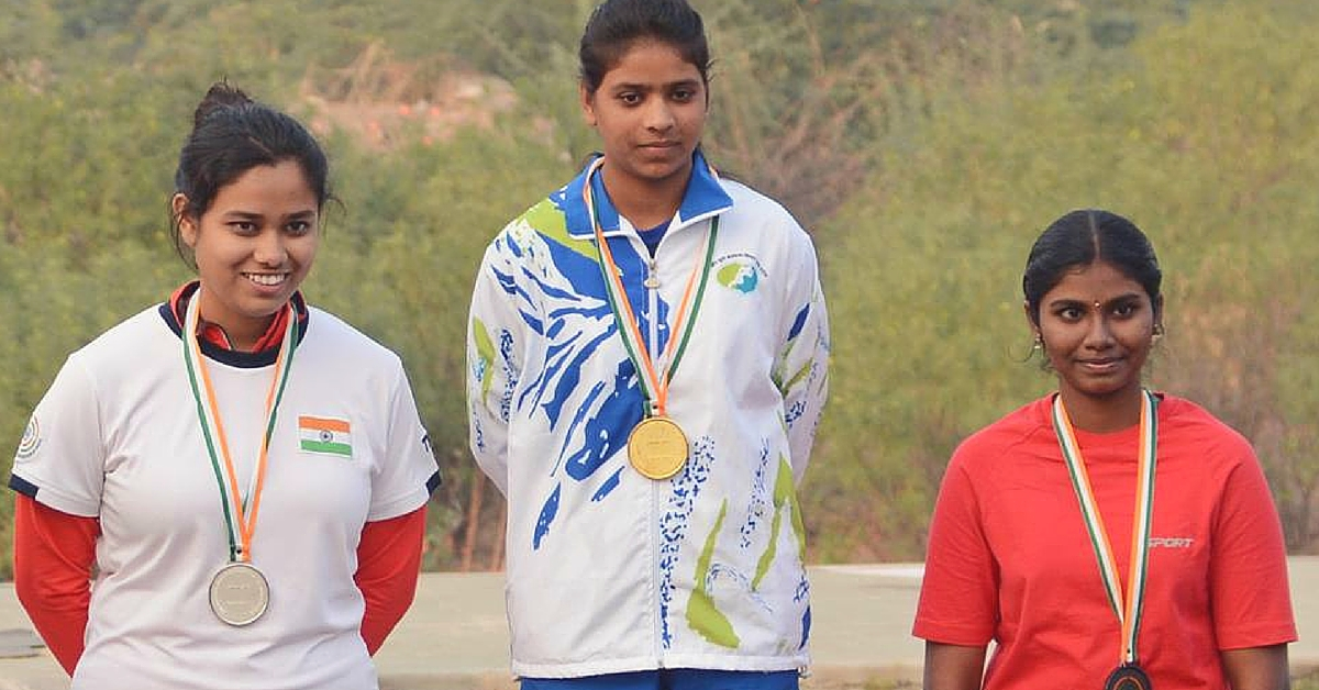 How Maneesha Keer Went from Selling Fishes to Winning Gold Medals in Shooting for India