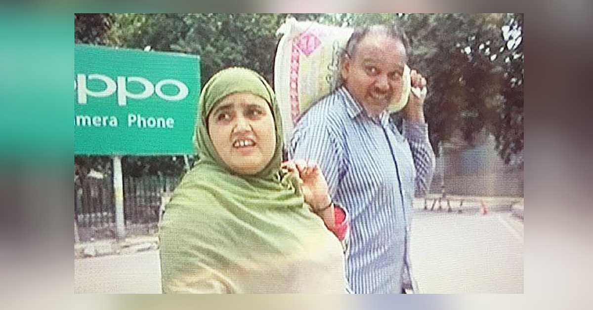 This Muslim Couple Braving the Srinagar Curfew to Deliver Food to a Pandit Family Is the Real India