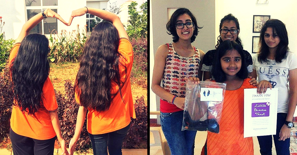 MY STORY: Why My Friend and I Started Collecting Hair for Children Suffering from Cancer