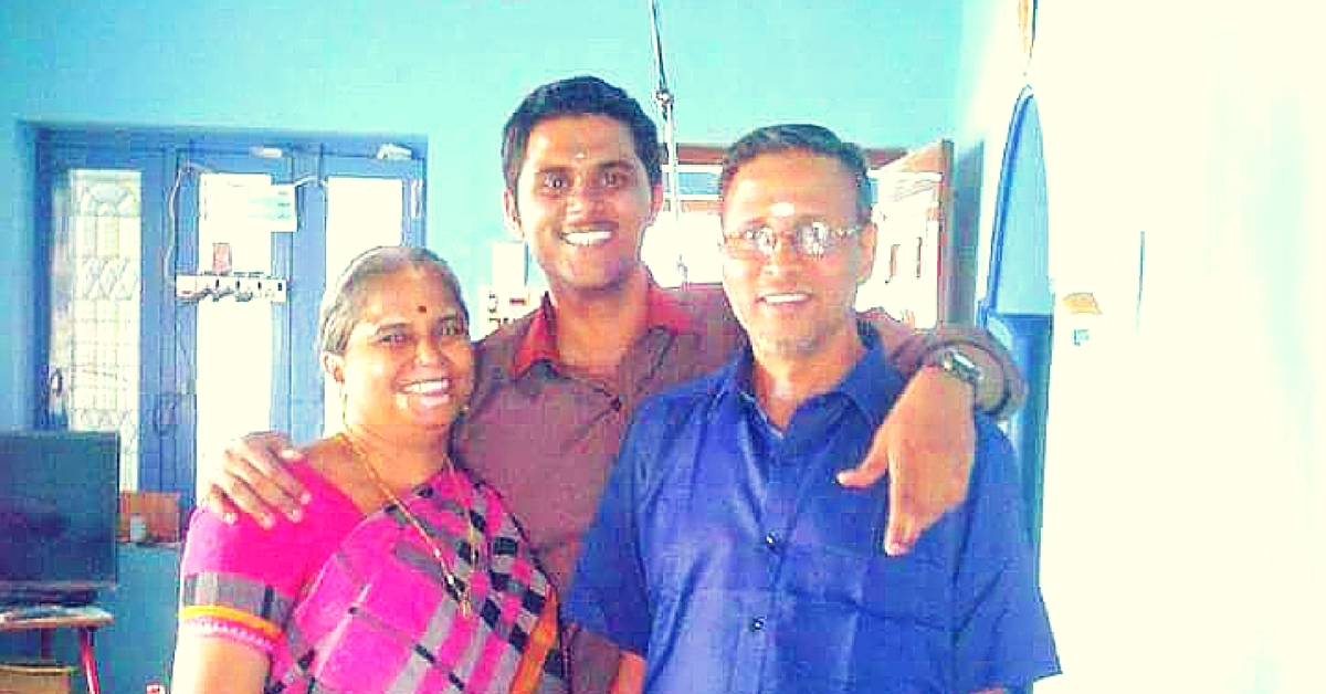 Meet the TN Student Who Just Became the All-India Topper in CA Final Exam. In His First Attempt.