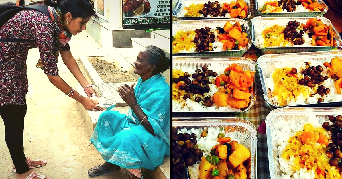 How Home-Cooked Nutritious Food Is Reaching Homeless People in Chennai
