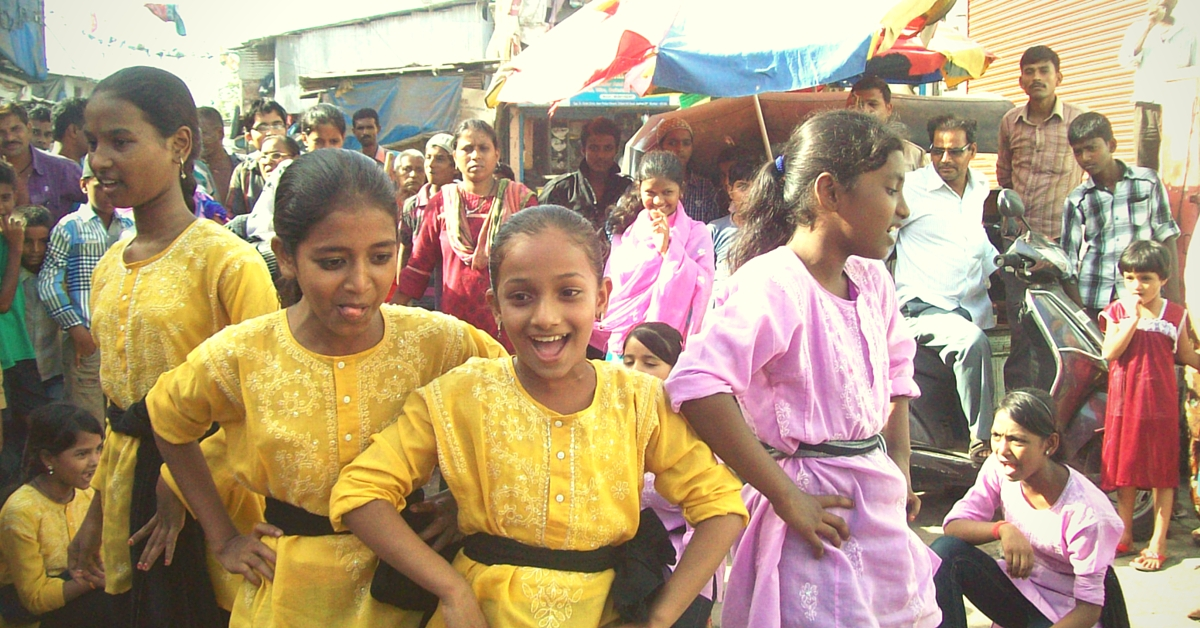 How Pre-Teen and Adolescent Girls in Indian Slums Are Raising Their Voices against Patriarchy
