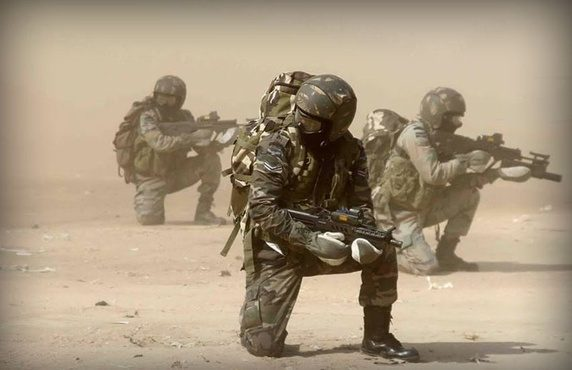 Formidable Fighters: 8 Indian Special Forces That Are Truly Badass