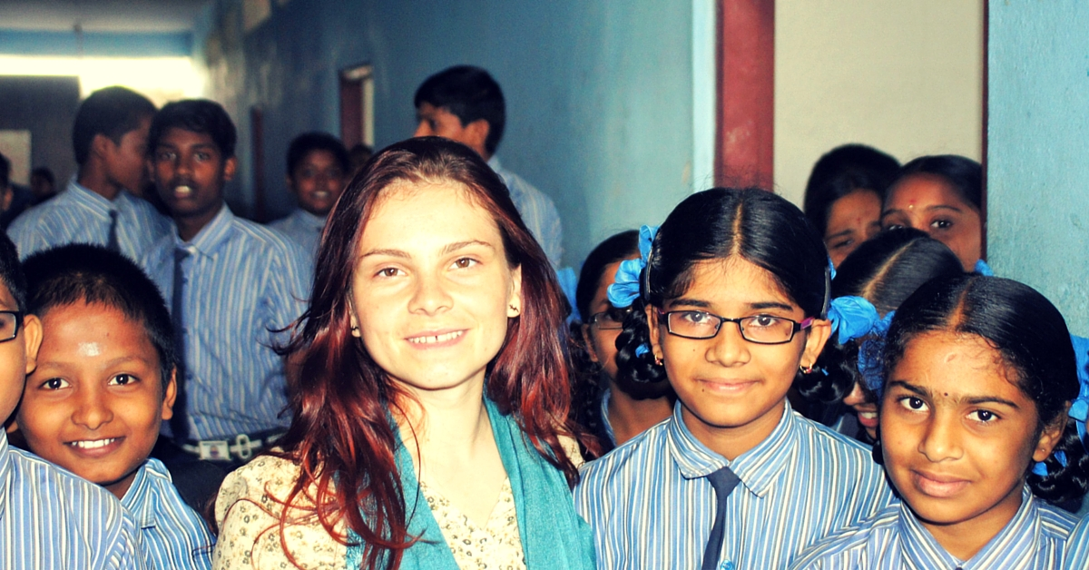 MY STORY: Why I Chose to Come to India from Eastern Europe and Work to Change Lives Here