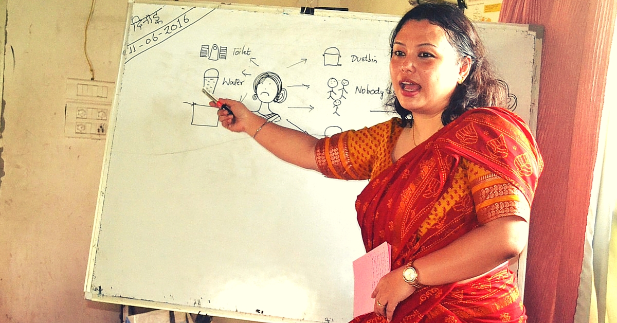 This Woman Has Taught 6,000 Girls across 9 States That Menstruation Should Not Disempower Them