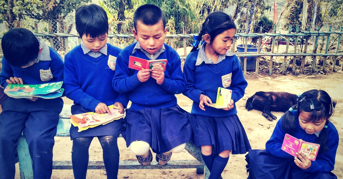 MY STORY: I Volunteered at a Small School in Sikkim Run by 7 Teachers for Free. It Changed My Life!