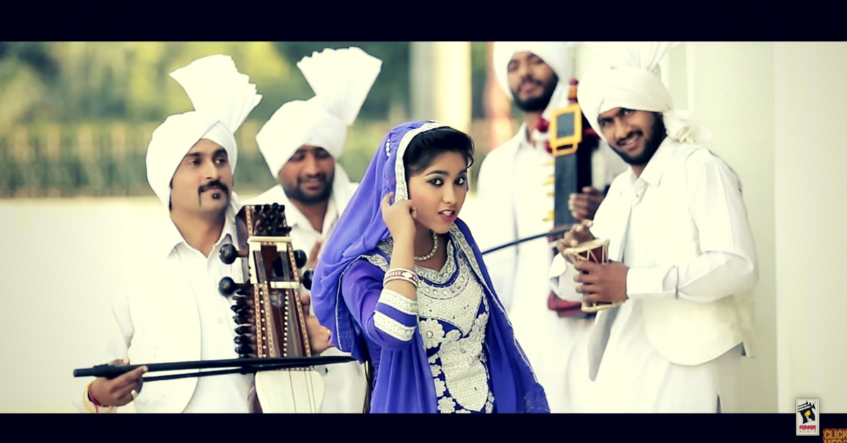 How 18-Year-Old Ginni Mahi of Punjab Is Singing to End Social Inequality
