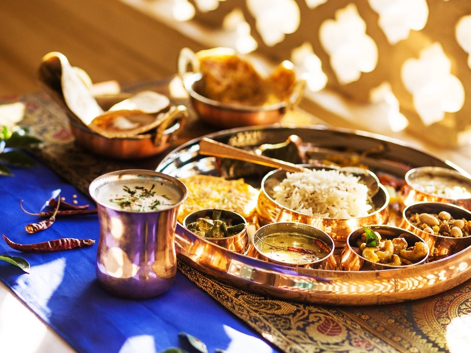 Food Secrets:  20 Ultimate Indian Thalis that Take You Straight to Foodie Heaven