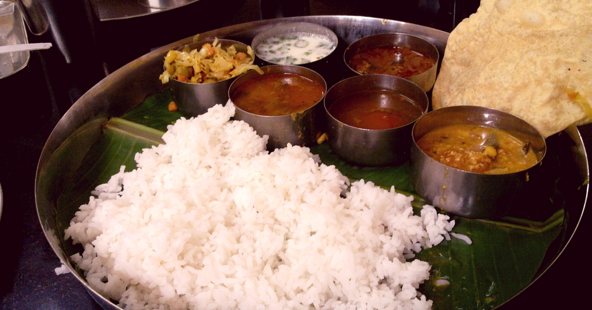 In This 78-Year-Old Mangalore Restaurant, Meals Are Still Being Served for Rs. 10