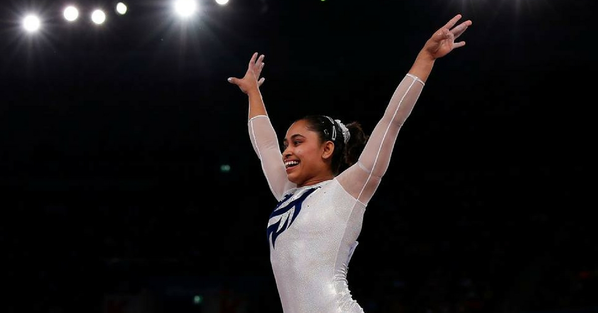 #ChasingTheGold: Meet Dipa Karmakar, the First Indian Gymnast to Qualify for the Olympic Final