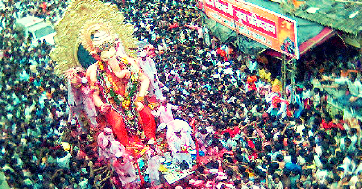 TBI Blogs: A Behind-the-Scenes Look at How Mumbai's Most Famous Ganesh Mandal, Lalbaugcha Raja, Functions