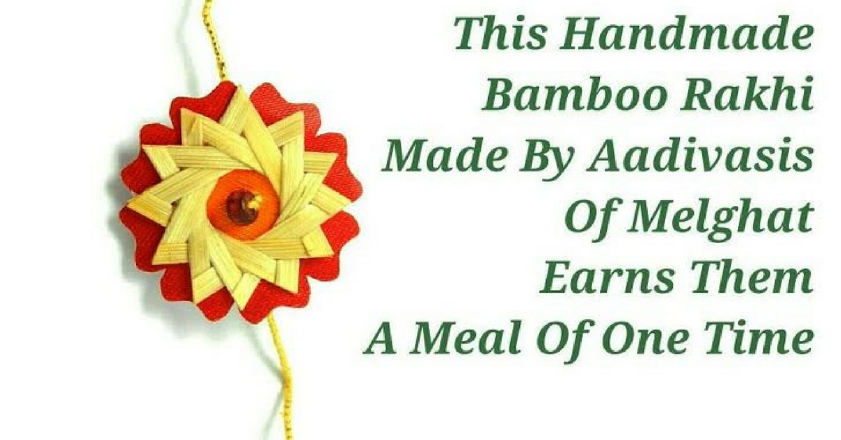 Bamboo Rakhis That Are Not Only Eco-Friendly but Also Feed Tribals in Maharashtra
