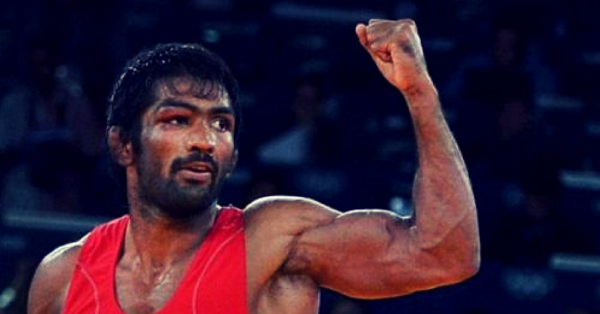 From Injuries to Slumps in His Career, Here's How Olympian Yogeshwar Dutt's Made His Way to the Top