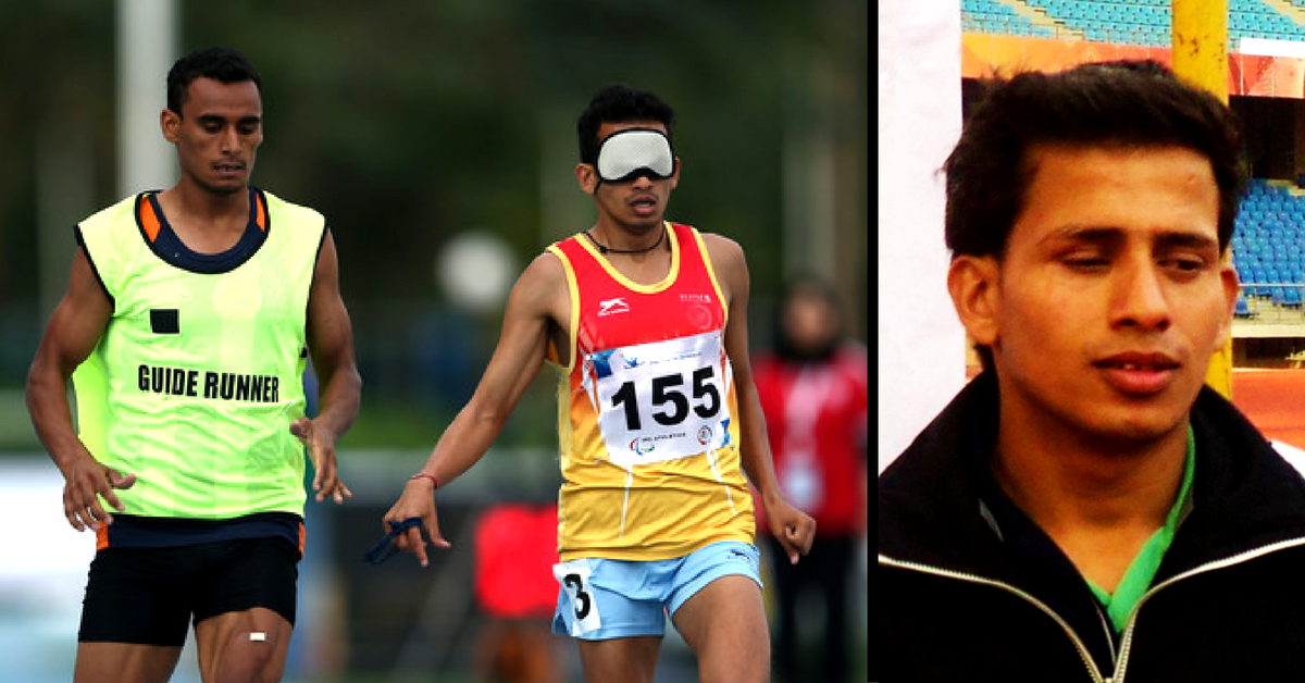 Meet Blind Athlete Ankur Dhama, One of India's Foremost Medal Hopes at the Rio Paralympics