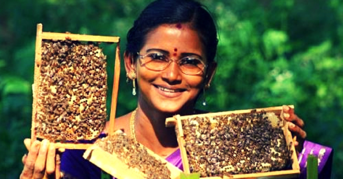 TBI Blogs: How Honey Bees Became a Source of Empowerment for Women in Rural India
