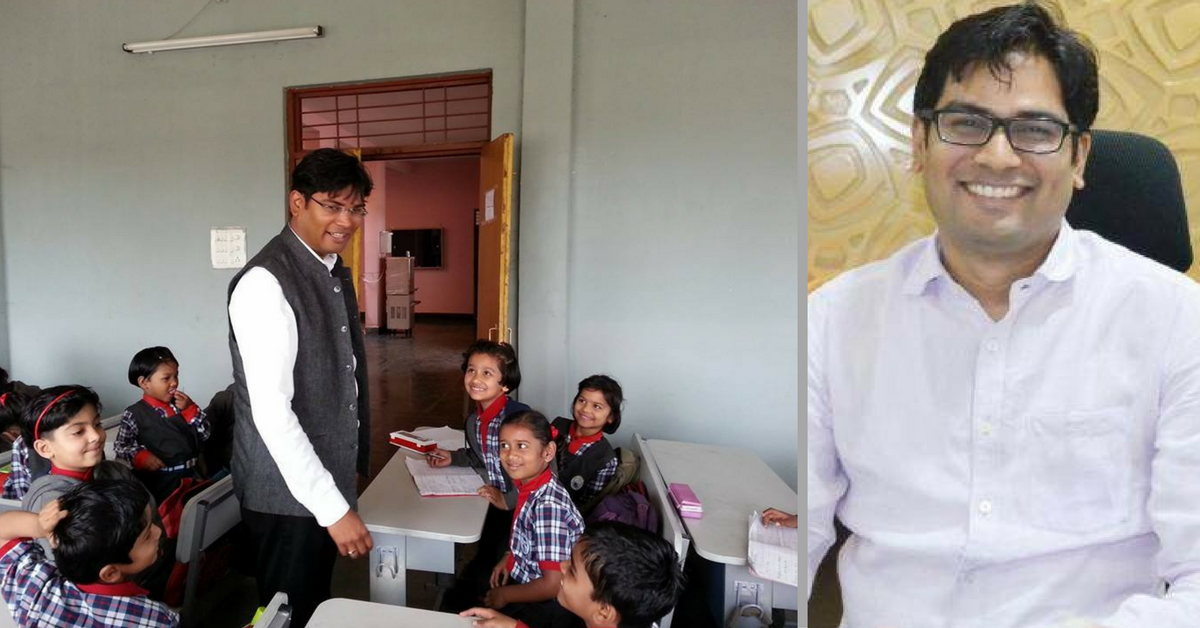 How a Young IAS Officer Used Education to Transform the Naxal-Affected District of Dantewada