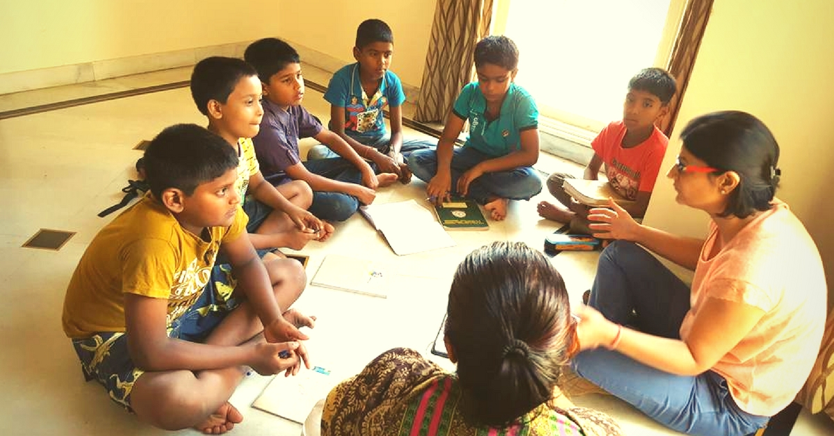 How Residents of an Apartment Complex in Bengaluru Came Together to Fund School Fees & Tutor Their Domestic Helpers' Kids