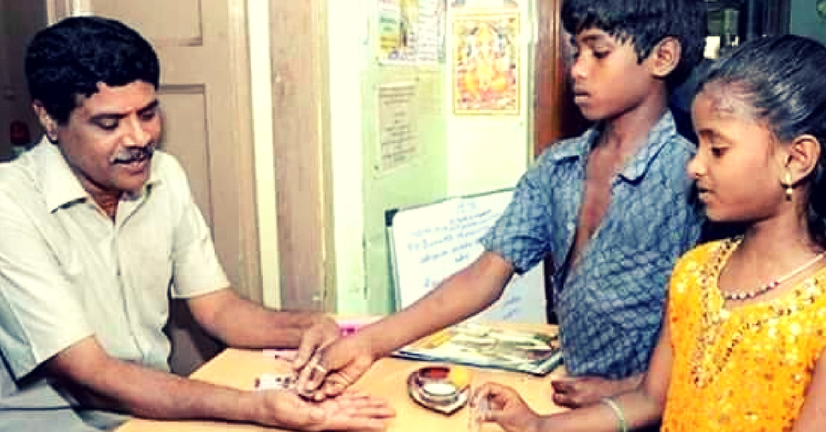 He Struggles to Pay His Daughter's College Fees but Provides Meals to the Needy for Re. 1