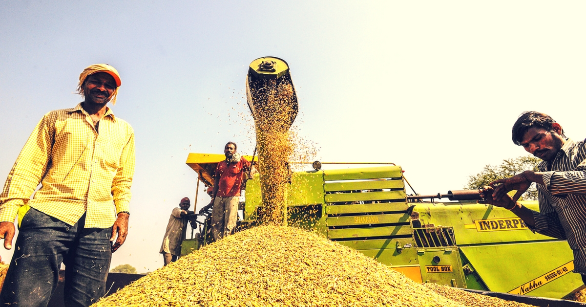 Farmers in Karnataka Will Soon Be Able to Use an App to Rent Farm Equipment on an Hour or Day Basis