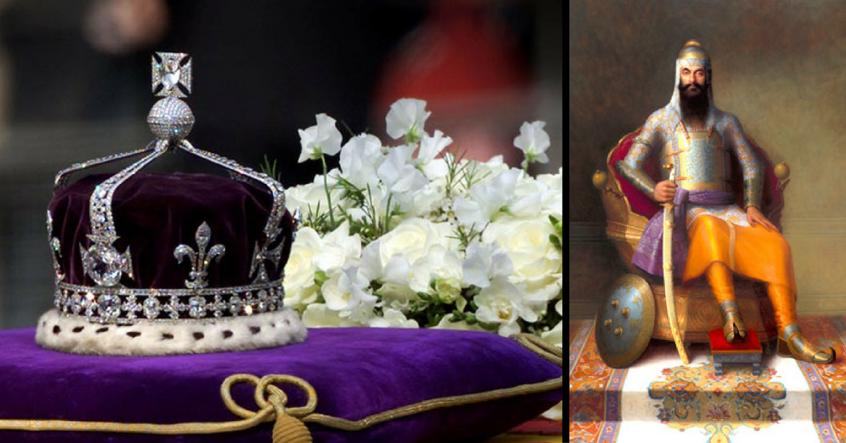 From Golconda to Kandahar to London: The Journey of the Fabled Kohinoor Diamond