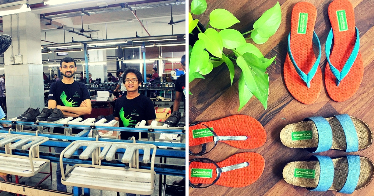 They Refurbish Your Old Shoes & Create New Pairs for Needy School Children to Walk Comfortably In