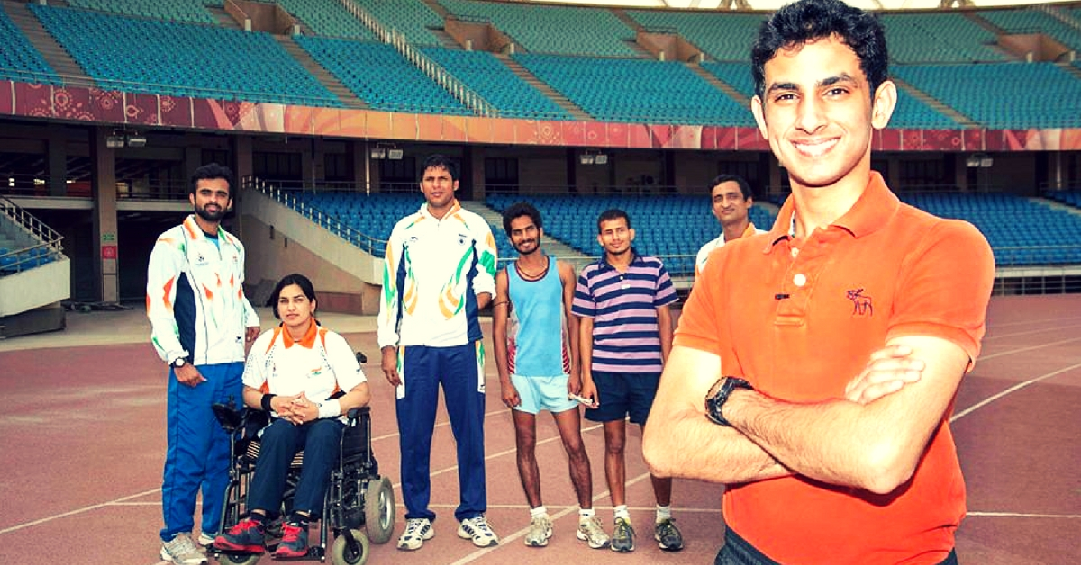 16-Year-Old Gurgaon Boy Develops Amazing App to Help Indian Paralympians in Rio