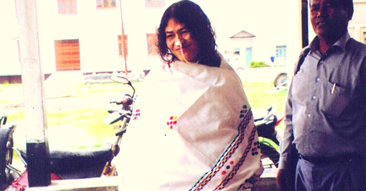 MY VIEW:  Meet the Poet, the Person, the Politician – Irom Sharmila