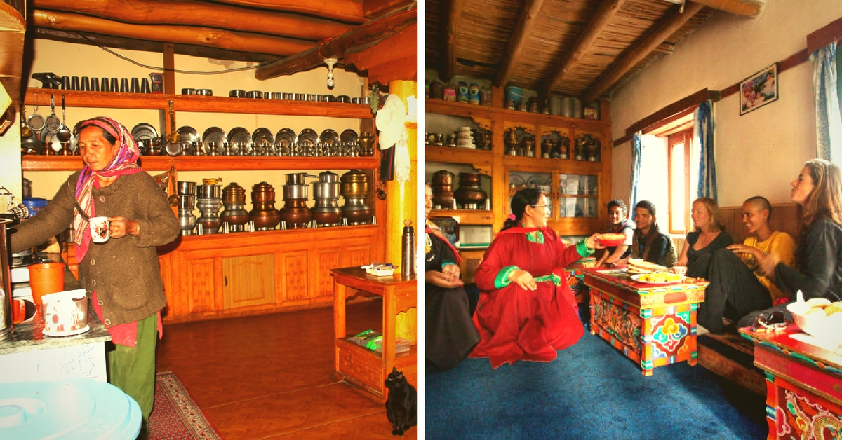 How Mothers in Ladakhi Villages Are Earning by Renting out Rooms in Their Homes to Tourists