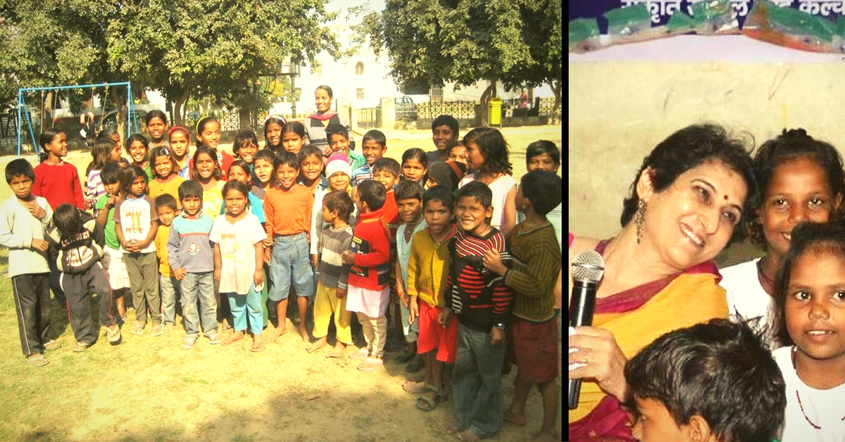 How an Artist Used Crowdfunding to Educate Underprivileged Kids in Gurgaon
