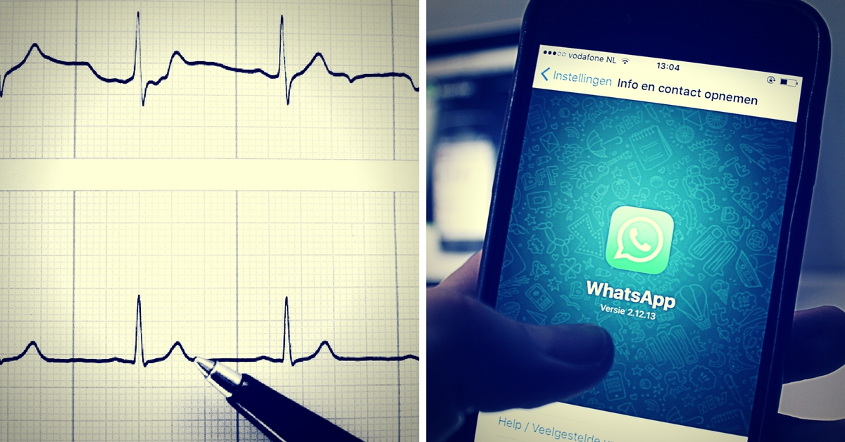 How Life Saving Advice Is Dispensed through WhatsApp for Patients in Remote Himalayan Villages