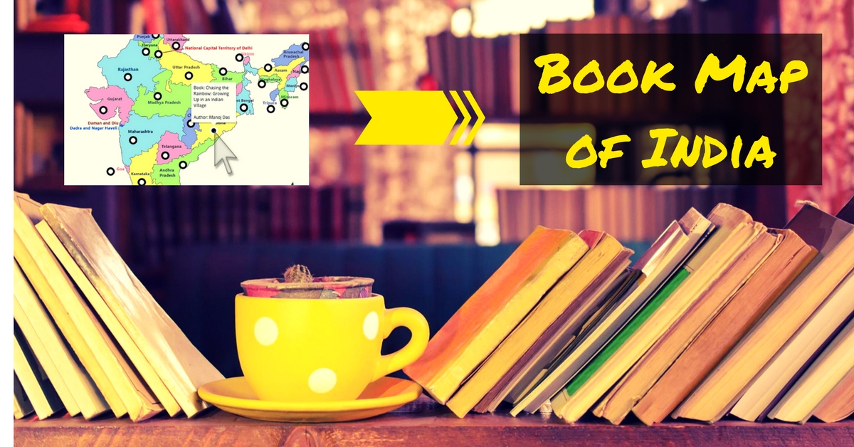 Around India in 34 Books: What to Read from EVERY State and Union Territory!