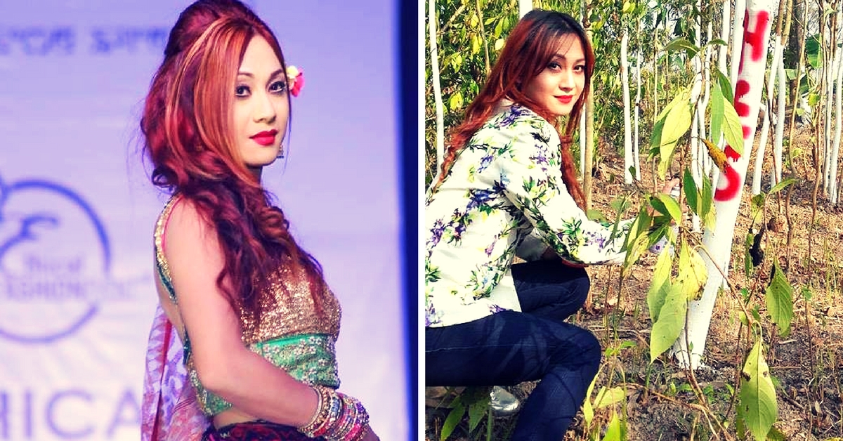 Transgender Actress from Manipur to Represent India at Prestigious Beauty Pageant in Thailand